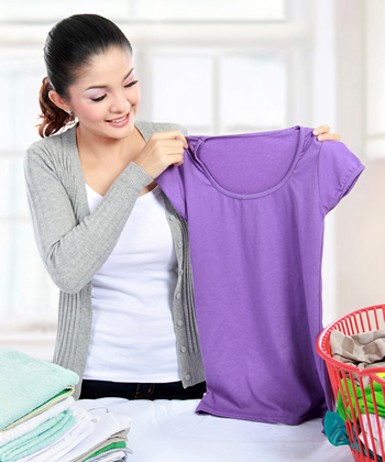 washinh clothes without detergent