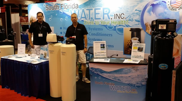 salt-free-conditioning-system-at-show-south-florida-water-orlando-fl-tampa-fl-sarasota-fl