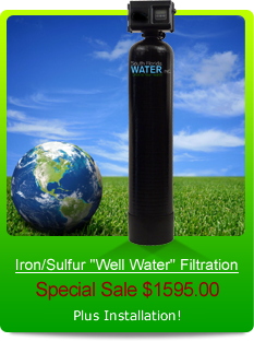well water, water filtration treatment in tampa bay, orlando