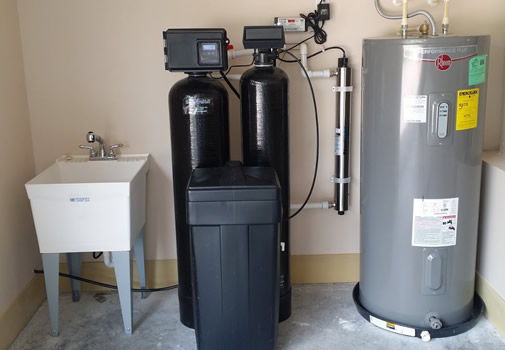 Well Water Treatment Filtration Systems In Tampa Bay